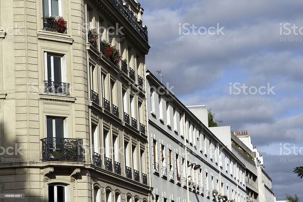 Rows of Living royalty-free stock photo