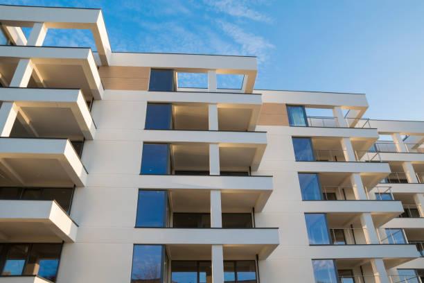 lignes d'appartements modernes 2 - Photo