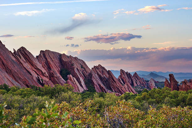 roxborough state park - red rocks stock pictures, royalty-free photos & images