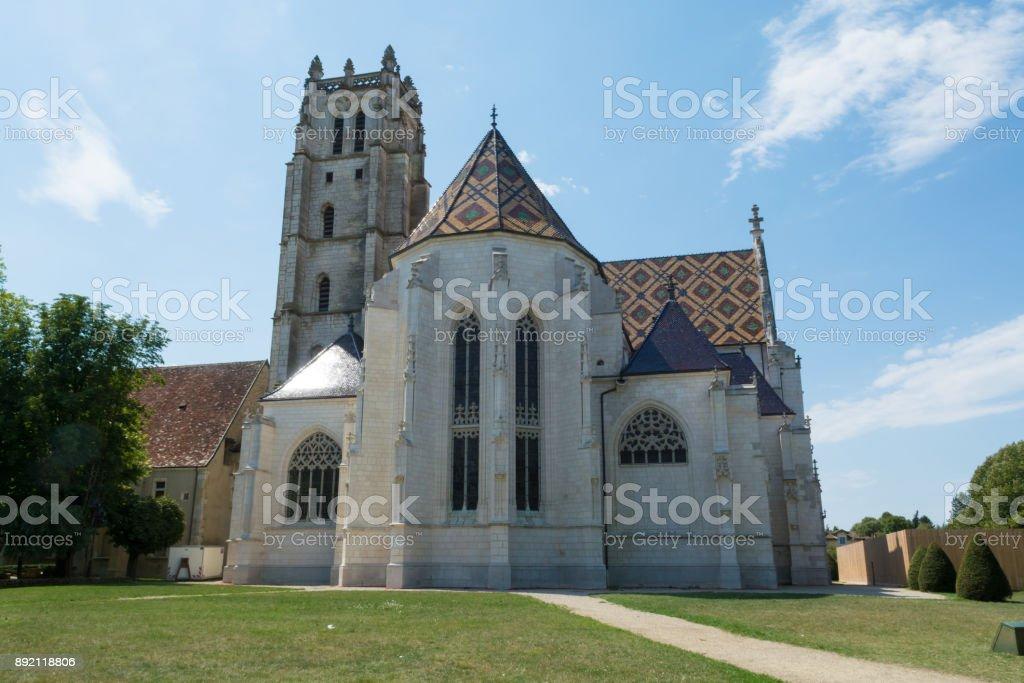 Abbaye Royale de Brou à Bourg-en-Bresse, France - Photo