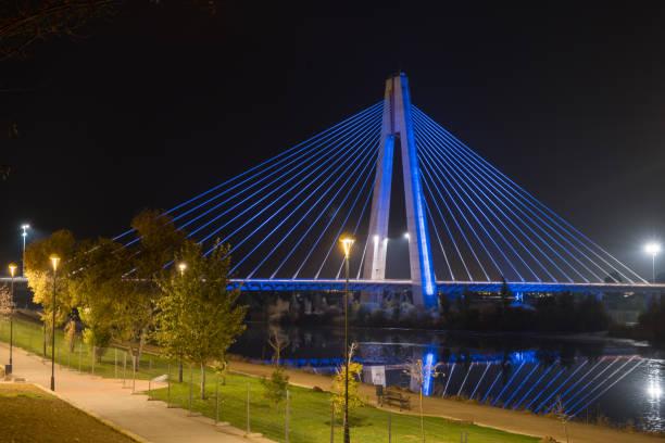 Puente Real, Badajoz. España - foto de stock