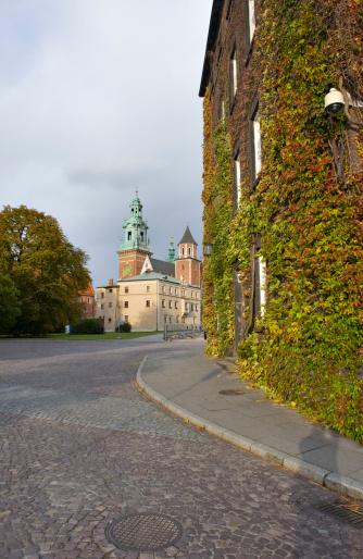 ロイヤル城の Krakówポーランド - クラクフのストックフォトや画像を多数ご用意