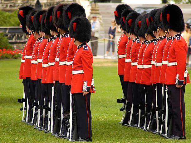 Royal Zeremonielle Schienbeinschoner – Foto