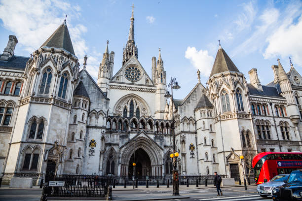 Tribunaux Royal Courts of Justice - Photo