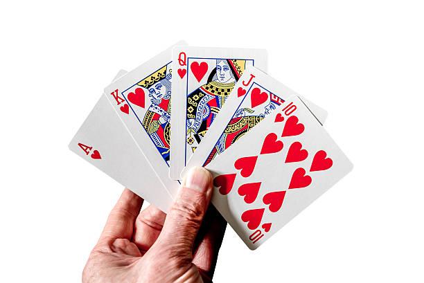 Poker Hands Royal Flush
