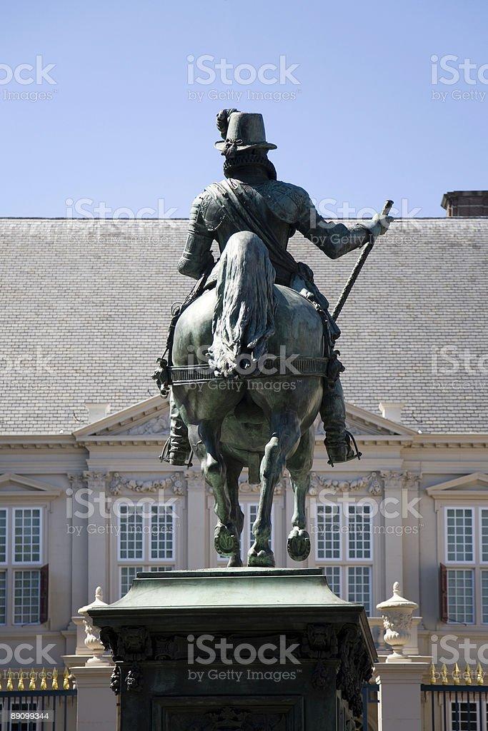 Royal guard 1 royalty-free stock photo