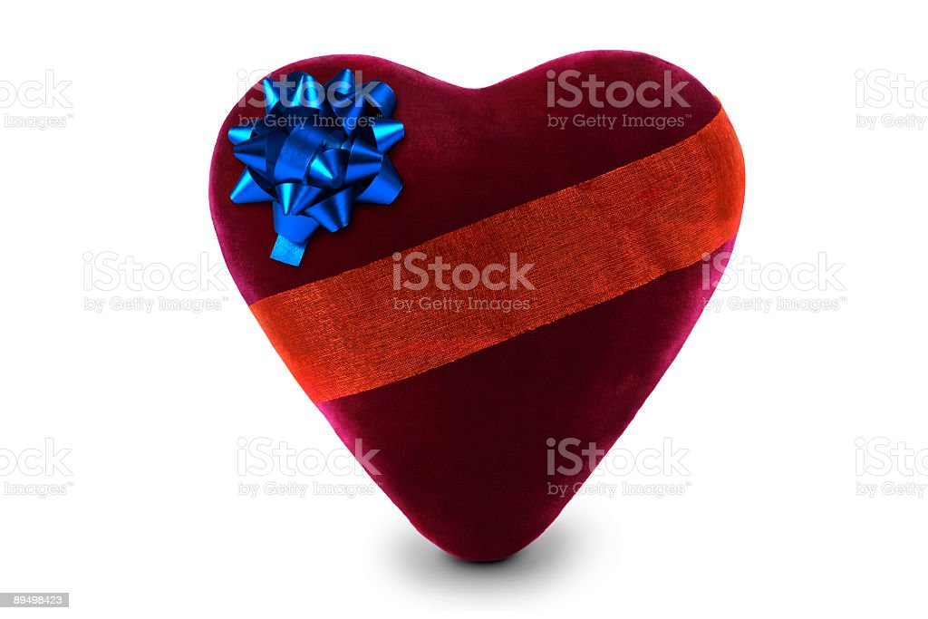 Royal cuore. foto stock royalty-free