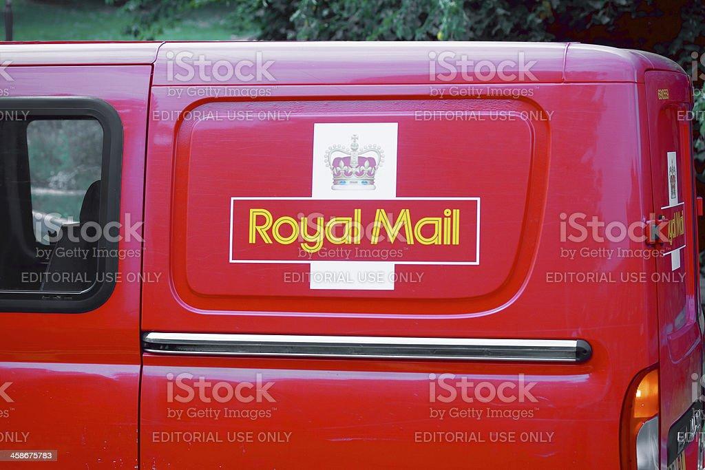 Royal Mail stock photo