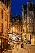 istock Royal Mile Edinburgh Sunset 1277374299