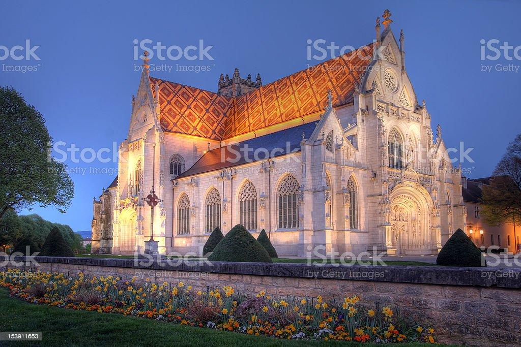Monastère Royal de Brou, Bourg-en-Bresse, France - Photo