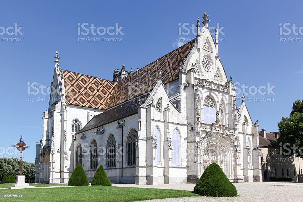 Royal Monastery of Brou in Bourg en Bresse, France - Photo
