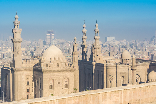 468444004 istock photo Royal Mosque and Mosque-Madrassa of Sultan Hassan, Cairo (Egypt) 468786408