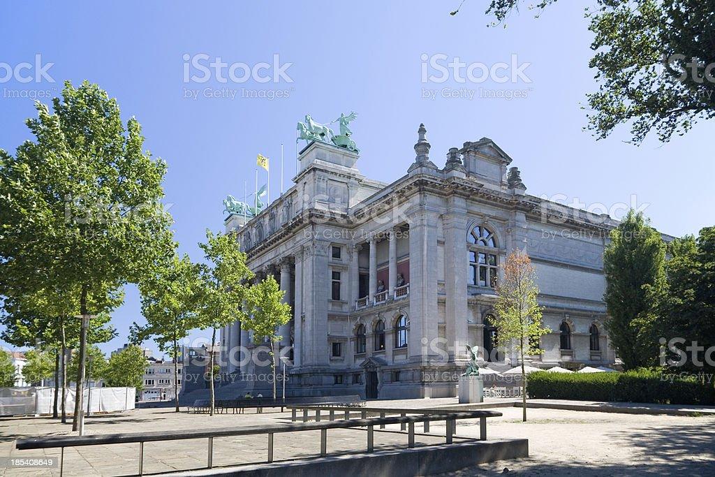 Musée Royal des Beaux-Arts à Anvers - Photo
