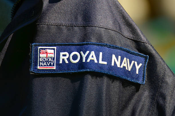 Royal Navy Royal Navy coat sailor stock pictures, royalty-free photos & images