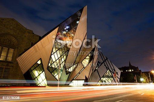 istock Royal Ontario Museum, Toronto 615278208