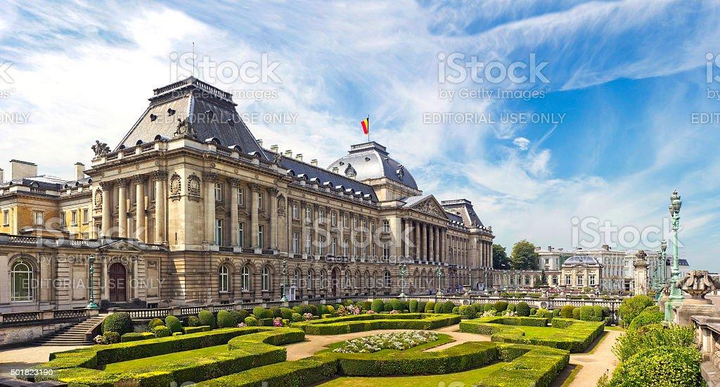 Palais Royal de Bruxelles, Belgique - Photo