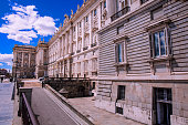 Royal Palace of Madrid.