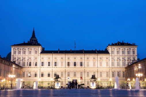 Royal Palace of Turin or Palazzo Reale
