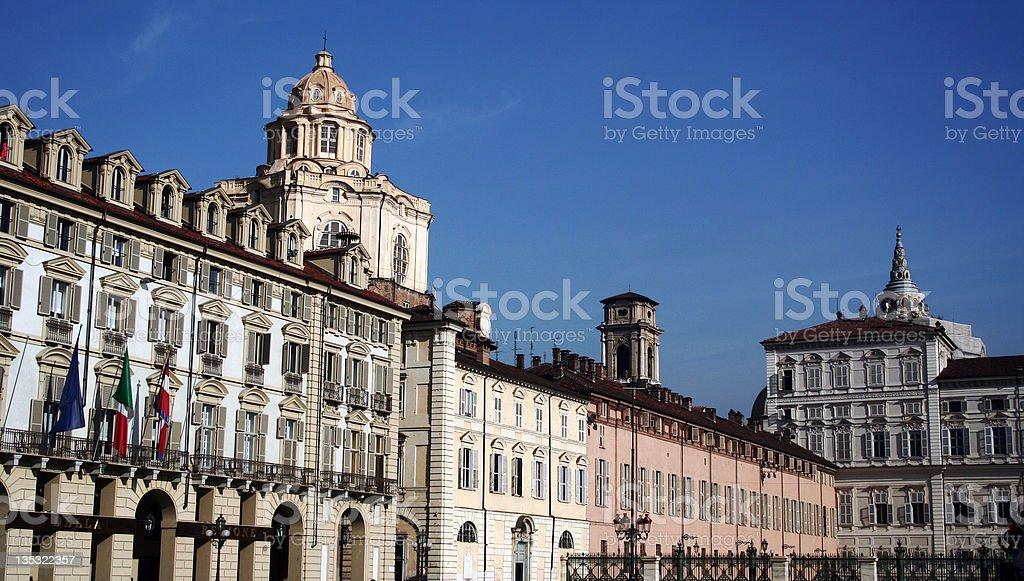 Royal Palace Torino Stock Photo - Download Image Now - iStock
