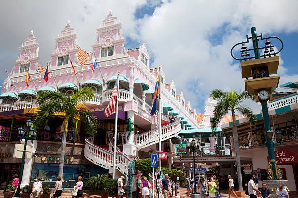 Royal Plaza Mall, Oranjestad, Aruba. – Foto