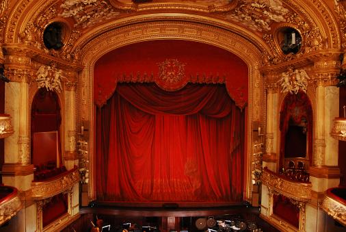 Royal Swedish Opera, interior
