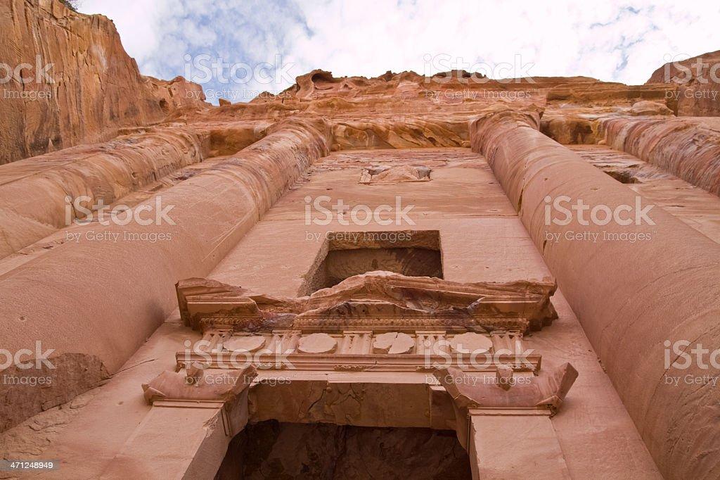 Royal tomb royalty-free stock photo