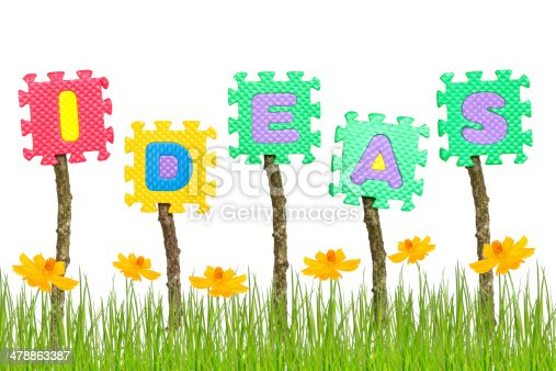 istock Rubber alphabet Ideas 478863387