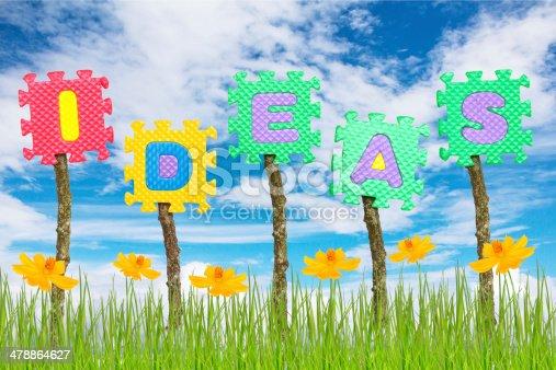 istock Rubber alphabet Ideas 478864627
