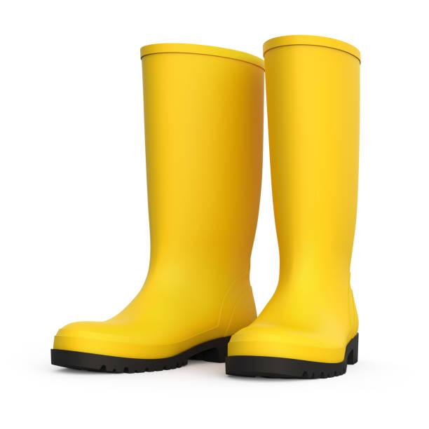 gummi boot - wettervorhersage deutschland stock-fotos und bilder