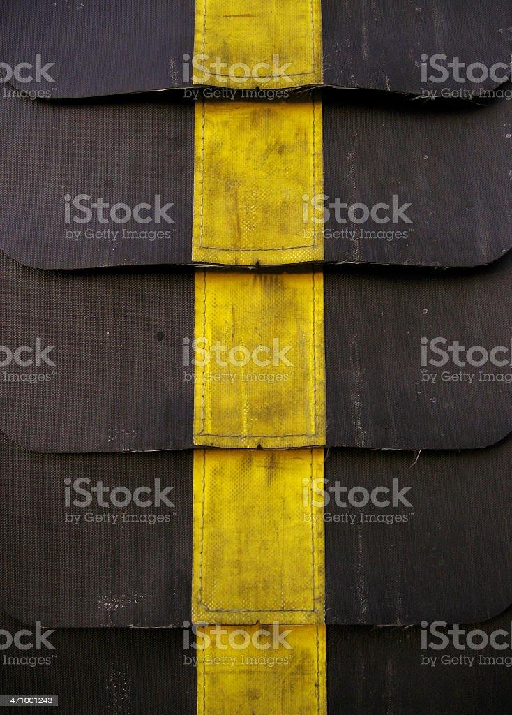 Rubber Bumper stock photo