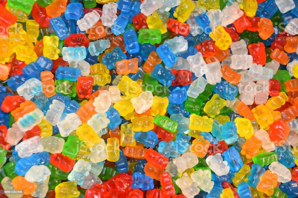Kautschuk-Süßigkeiten IN einem Geschäft – Foto