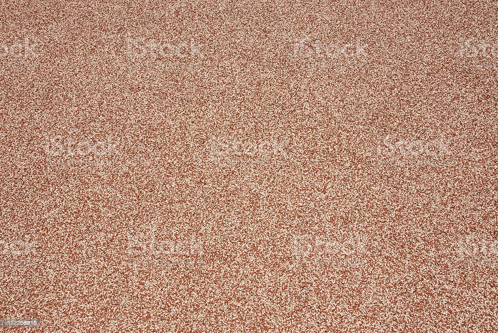 Rubber Mat on a Children's Playground stock photo