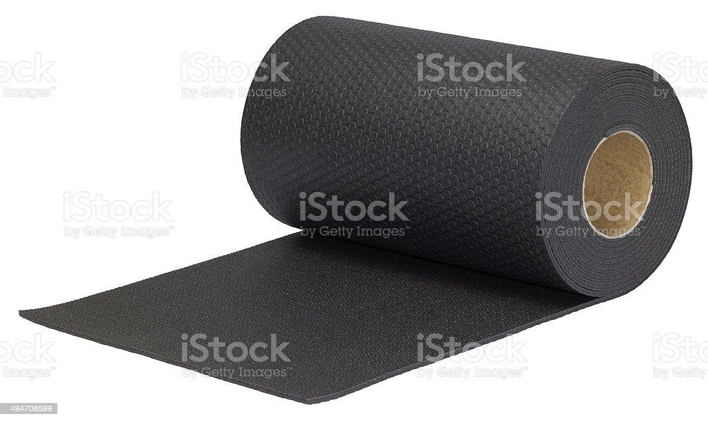 rubber mat stock photo