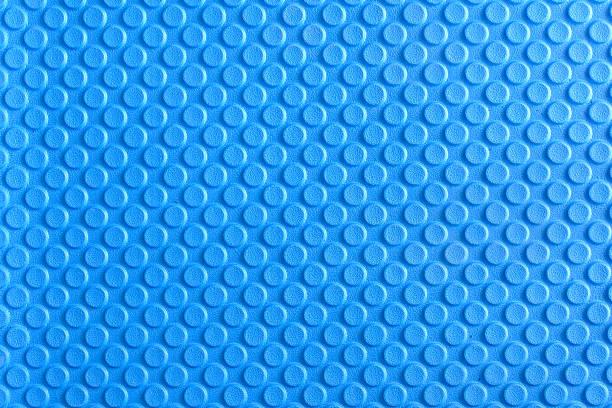 tappetino in gomma effetto texture - materiale gommoso foto e immagini stock