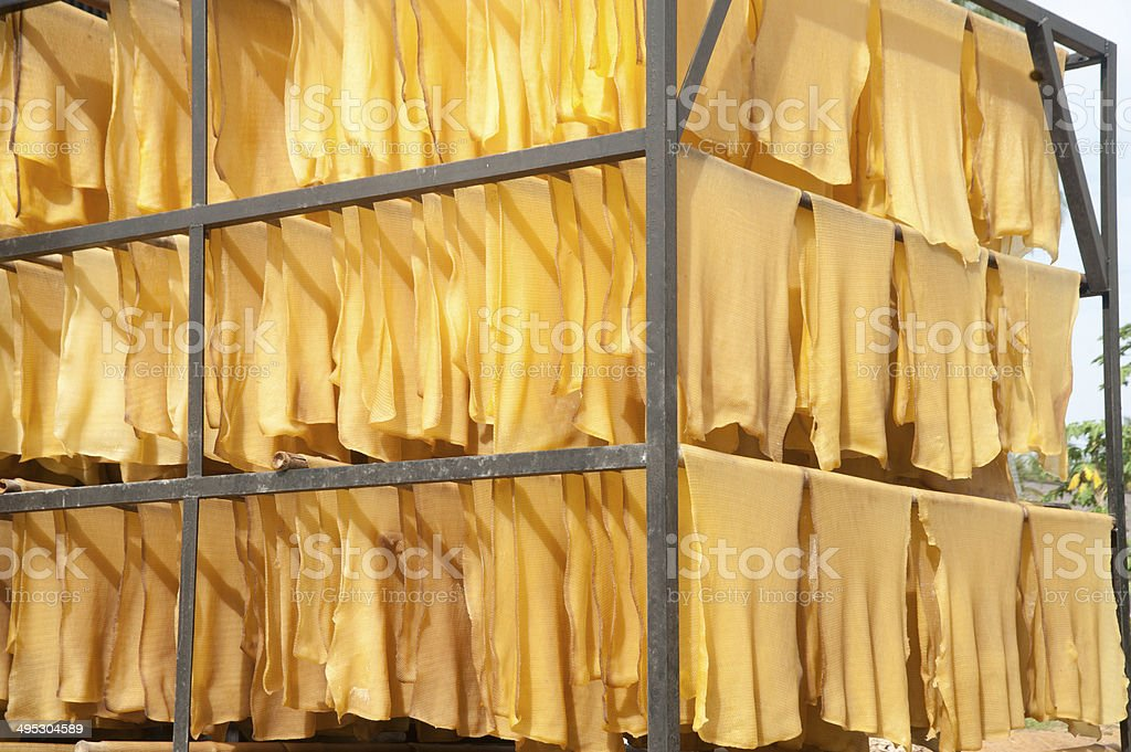 Rubber royalty-free stock photo