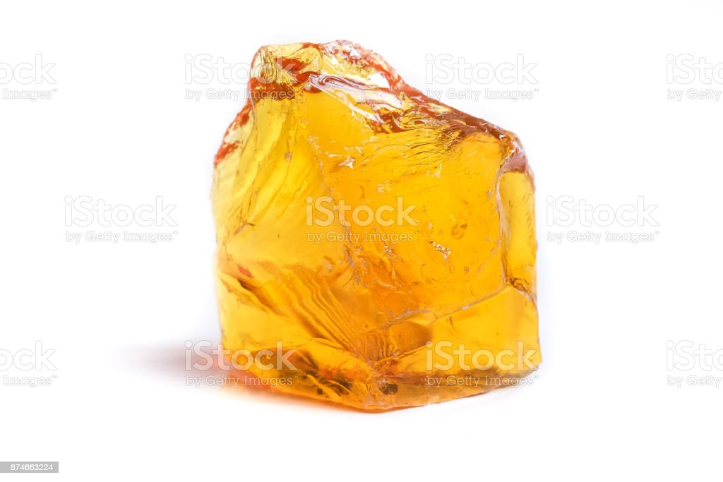 Rubber resin stock photo