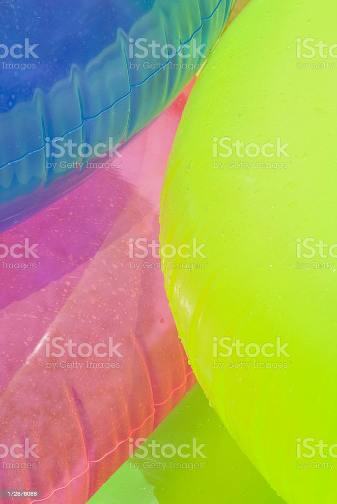 Rubber rings royalty-free stock photo