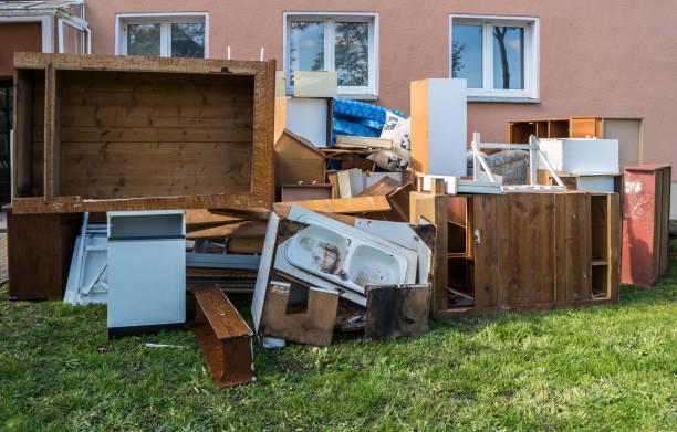 Müll-Sperrmüll – Foto