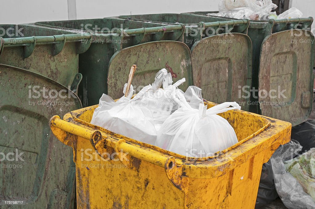 rubbish royalty-free stock photo