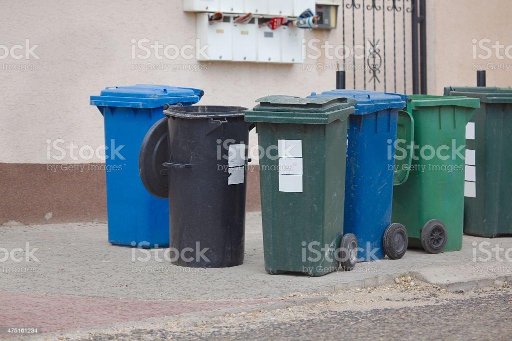 Rubbish stock photo