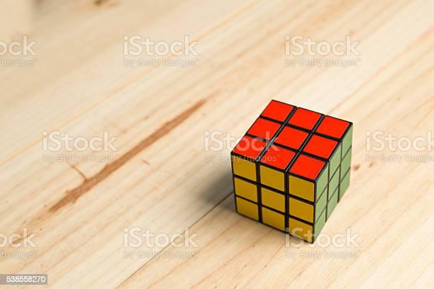 Rubiks cube on a wooden background picture id538558270?b=1&k=6&m=538558270&s=612x612&h=jxjsiuveqcyqmebhxdmyw8uygqgrvuqhgf26bl2w ba=