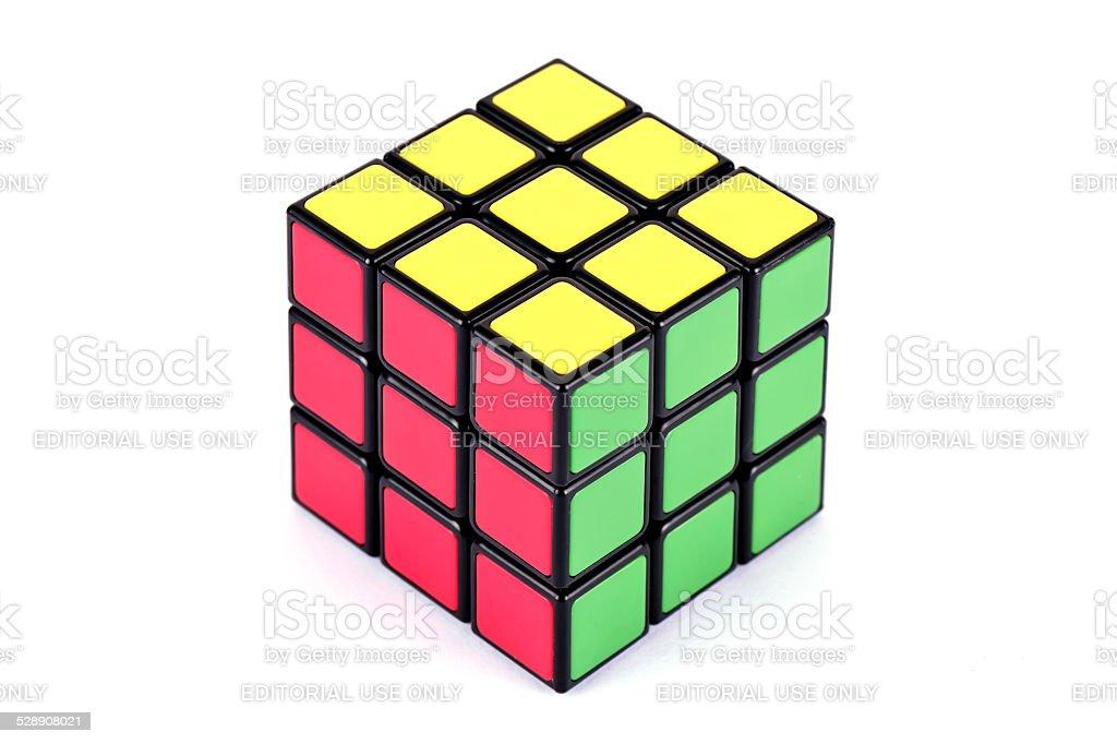 Rubik's Cube stock photo