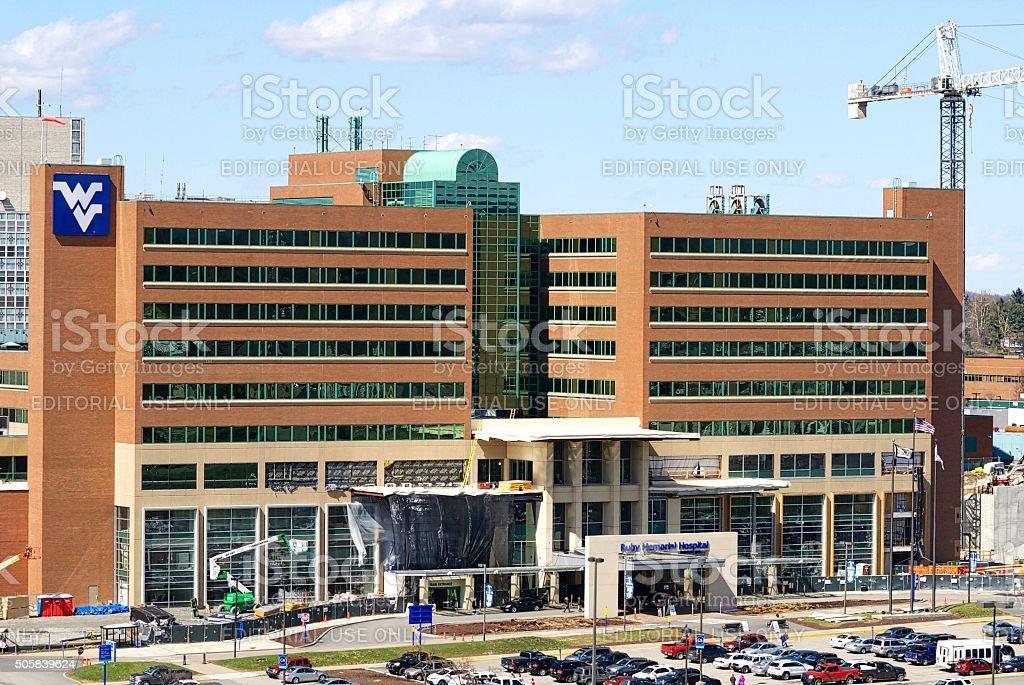 Ruby Memorial Hospital Emergency Room