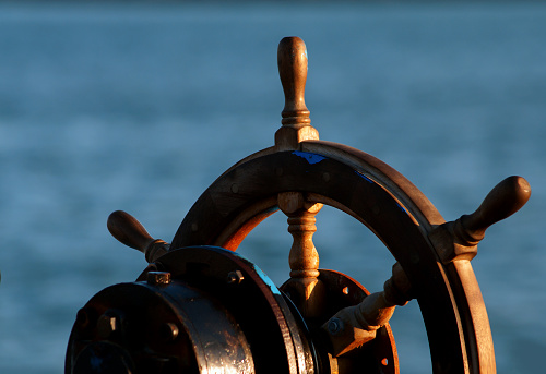 Rudder Stock Photo - Download Image Now