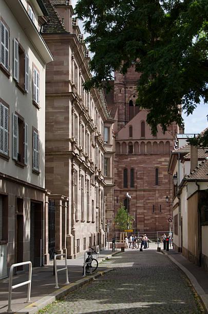 rue à Strasbourg – Foto