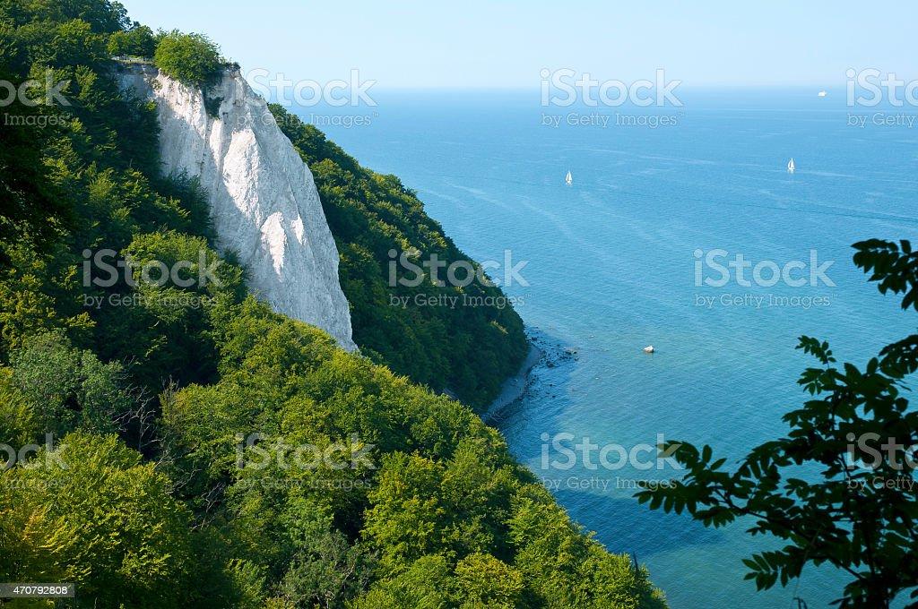 Ruegen, Kreide cliff – Foto