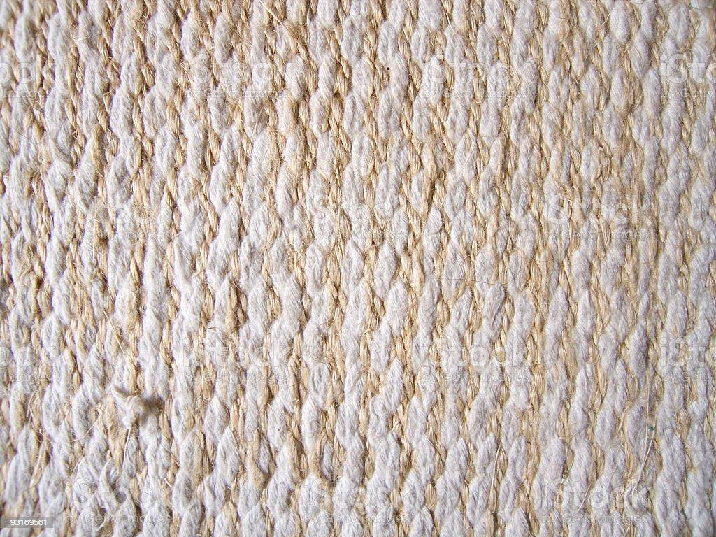 Rug texture royalty-free stock photo