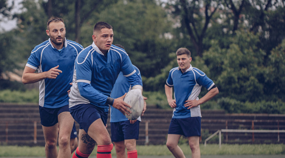Rugby Stock Photo - Download Image Now