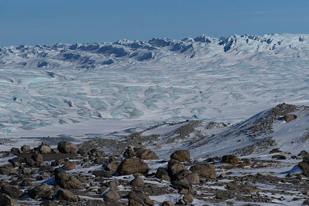 Robuste-Gletscher – Foto