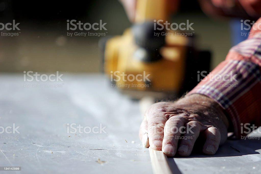 Rugged Hand & Power Tool #2 royalty-free stock photo